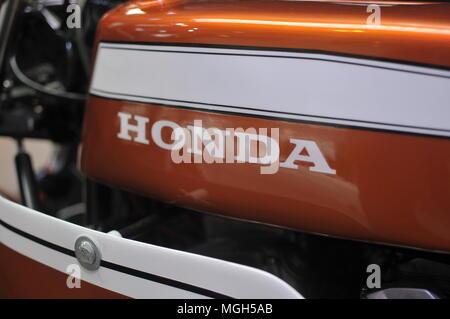 Honda CB 750 Racing Daytona - Stock Image