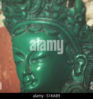 Green Tara - Stock Image