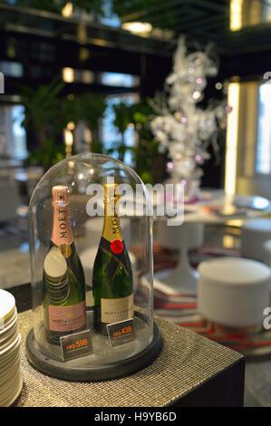 The Mira Hotel, Hongkong CN - Stock Image