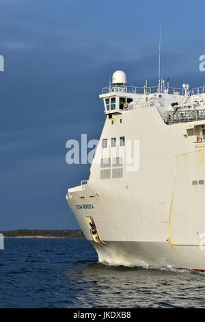 Stena Nordica - Stock Image