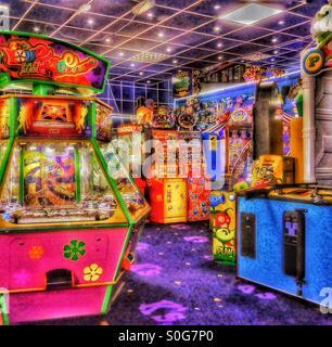 Arcade - Stock Image