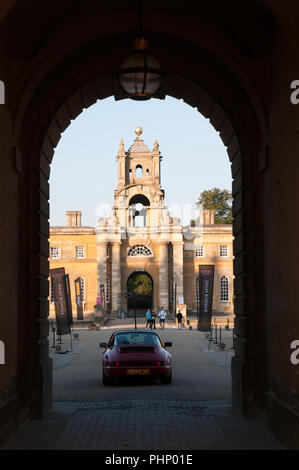 Woodstock, Oxfordshire, UK. 02nd Sep, 2018. Salon Prive Concours, Blenheim Palace Classic and Supercar event, Woodstock, Oxfordshire, 2nd Sep 2018 Credit: Stanislav Halcin/Alamy Live News - Stock Image
