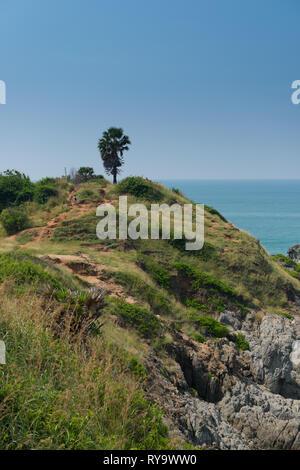 Promthep Cape, Phuket, Thailand - Stock Image