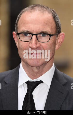 LONDON, UK. April 28, 2019: Martin O'Neill at the BAFTA Craft Awards 2019, The Brewery, London. Picture: Steve Vas/Featureflash - Stock Image