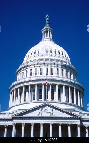 Capitol Building Washington DC USA - Stock Image
