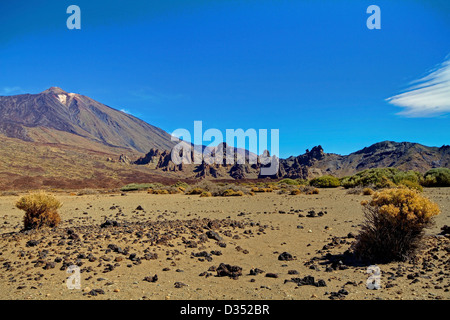 Tenerife Rock Formations - Stock Image