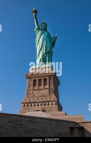 Statue of Liberty, New York, - Stock Image