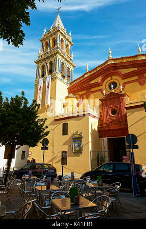 Church of Santa Ana - Stock Image