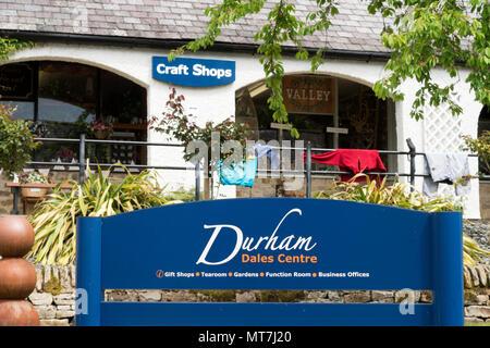 The Durham Dales Centre, Stanhope, Co. Durham, England, UK - Stock Image
