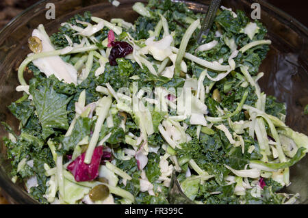 healthy salad, fancy  salad - Stock Image