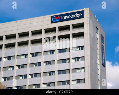 Travelodge - Stock Image