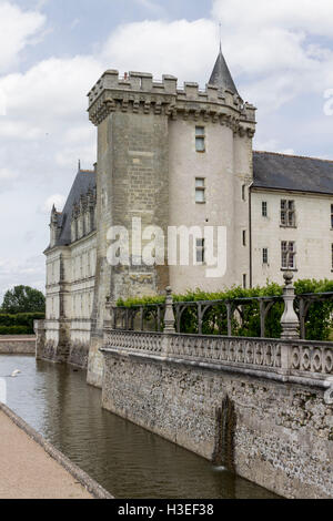 Chenonceau Castle Loyre Valley France - Stock Image