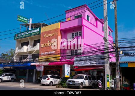 Chalong, Phuket island, Thailand - Stock Image