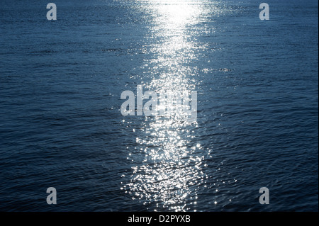 Sparkling water - Stock Image