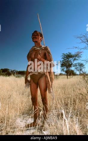 San Bushman - Stock Image