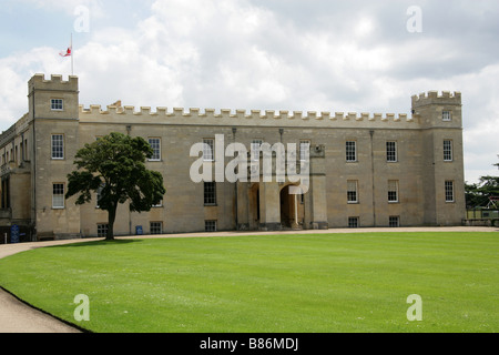Syon House, Brentford, Middlesex, England, UK. - Stock Image
