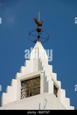 Igreja da Catumbela, Benguela Province, Catumbela, Angola - Stock Image