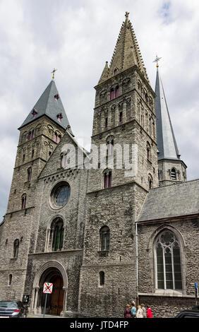 Saint Jacob Church Ghent Belgium - Stock Image