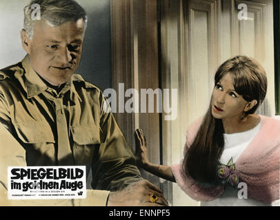 Reflections in a Golden Eye, aka Spiegelbild im goldenen Auge, USA, 1967, Regie: John Huston, Darsteller: Brian - Stock Image