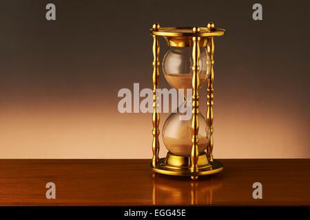 Hour Glass - Stock Image