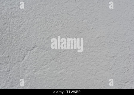 Old grey cement wall - Stock Image