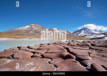 Piedras rochas, Chili - Stock Image