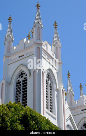 church tower - Stock Image