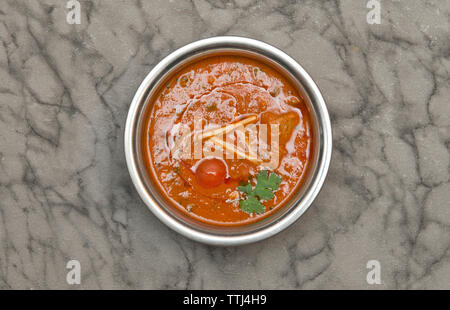 Indian food, Kala Channa Ghost - Stock Image