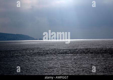 Solent Hampshire England 2 of 5 - Stock Image