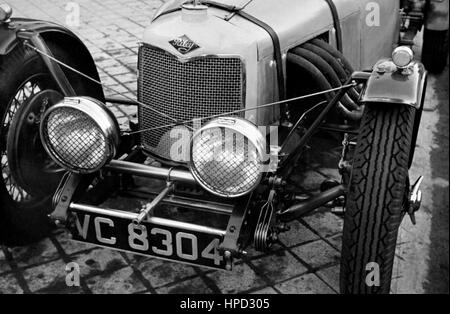 1950s Riley Special - Stock Image