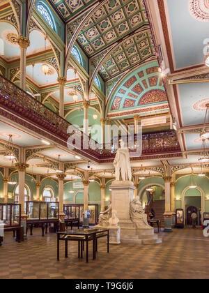 Dr Bhau Daji Lad City Museum, Mumbai, India - Stock Image