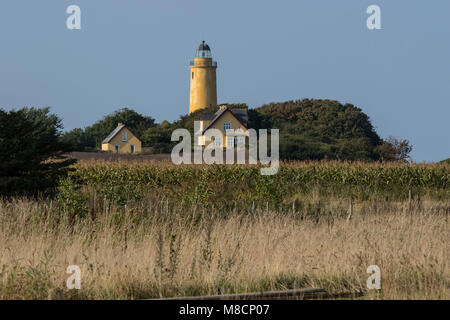 Sejerø Lighthouse - Stock Image