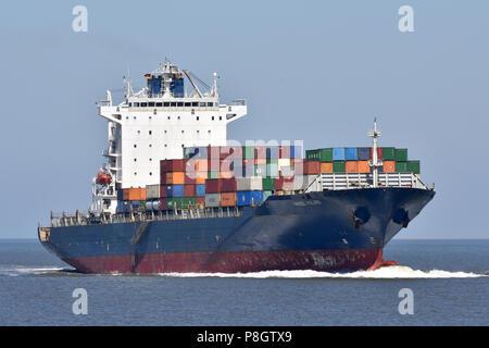 Navios Azure - Stock Image