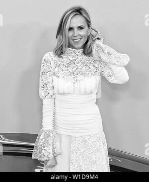 New York, NY - June 03, 2019: Tory Burch attends 2019 CFDA Fashion Awards at Brooklyn Museum - Stock Image