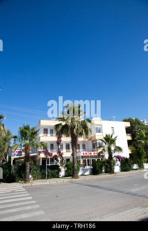 Ekin hotel, Marmaris, Mugla province, Turkey - Stock Image