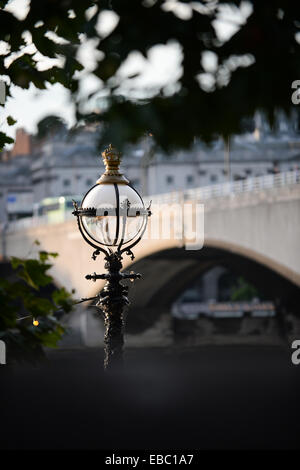 The Thames, London - Stock Image