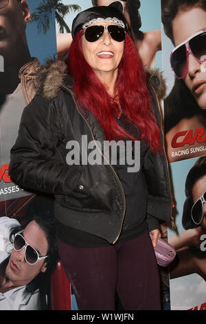 New York, USA. 13 March, 2009. Stylist, Patricia Field at the launch of Carrera Vintage Sunglasses at Angel Orensanz Foundation. Credit: Steve Mack/Alamy - Stock Image