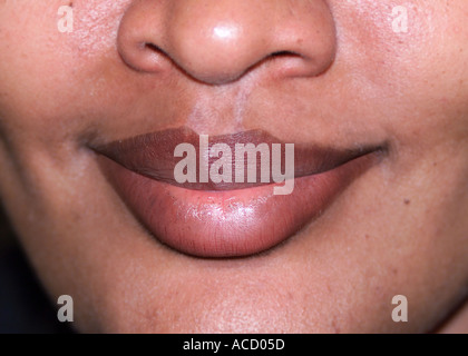 Lips - Stock Image