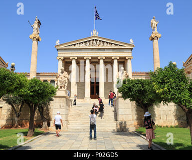 Academy of Athens - Stock Image