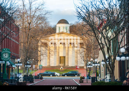 The Old Kentucky State Capitol Building - Stock Image