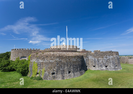 Deal Castle Kent - Stock Image