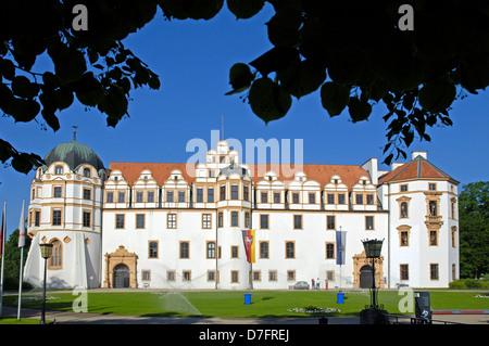 Germany, Germany, Lower Saxony, Celle, castle, duke's castle, Herzogschloss - Stock Image