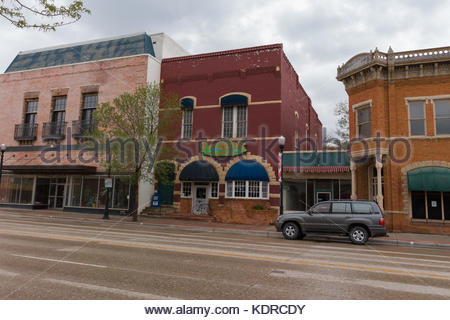 Beaver Creek Saloon in Sheridan Wyoming - Stock Image