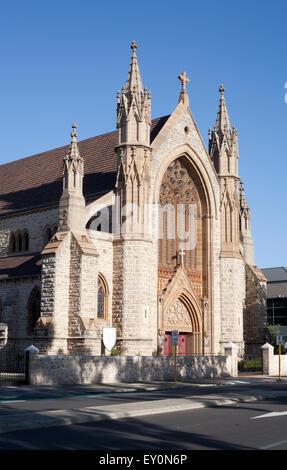 St.Patricks Basilica, Fremantle. Western Australia - Stock Image