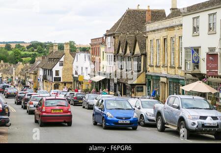 Burford, Oxfordshire, UK. - Stock Image