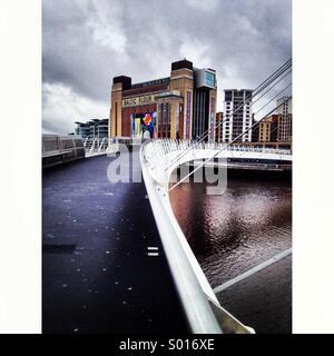 Baltic Gateshead - Stock Image