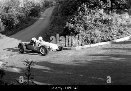 1960 500cc Special Wiscombe Hillclimb - Stock Image