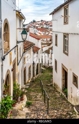 Castelo de Vide, Alentejo, Portugal - Stock Image