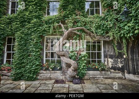 lincoln college oxford - Stock Image