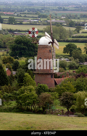 Quainton Mill, Buckinghamshire - Stock Image